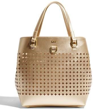 Karen Millen Perforated Cross-Body Bag
