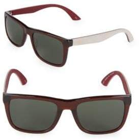 Puma 54MM Square Sunglasses