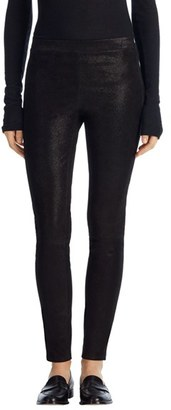 J Brand 'Edita' Leather Leggings $948 thestylecure.com