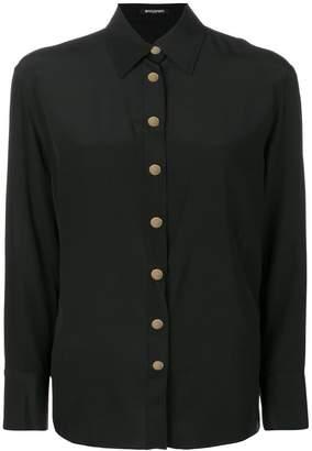 Balmain buttoned shirt