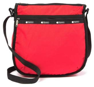 Le Sport Sac Rebecca Large Top Zip Crossbody Bag