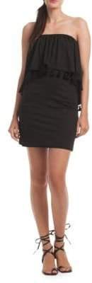 Trina Turk Bumble Strapless Jersey Dress