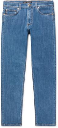 Versace Slim-Fit Denim Jeans - Men - Blue