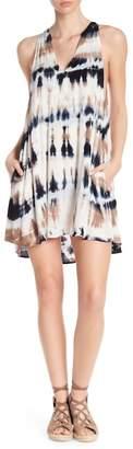 Young Fabulous & Broke YFB by Natasha Tie-Dye Dress