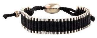 Links of London Black Friendship Bracelet