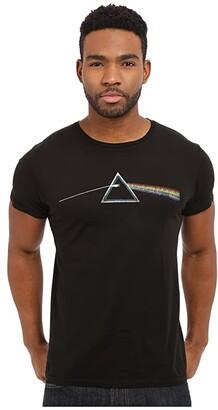 Original Retro Brand The Vintage Cotton Short Sleeve Pink Floyd Tee