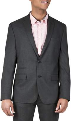 Kenneth Cole Reaction Two-Tone Notch Jacket