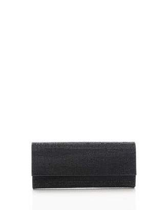 Judith Leiber Couture Ritz Fizz Crystal Clutch Bag, Silver Jet $2,695 thestylecure.com