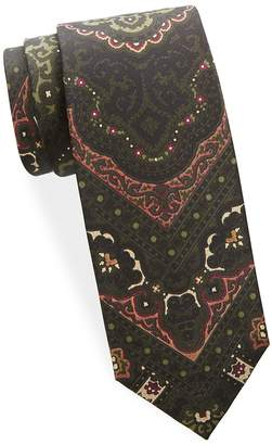 Tom Ford Men's Printed Silk Tie