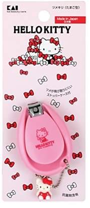 Hello Kitty (ハロー キティ) - 貝印 ハローキティ ツメキリ たまご型 KK2519