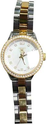 Tag Heuer Yellow gold watch