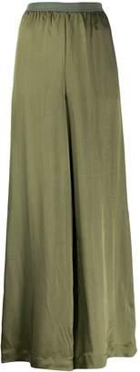 Pierantonio Gaspari Pierantoniogaspari lightweight flared trousers