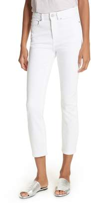 Rebecca Taylor Clemence Crop Jeans
