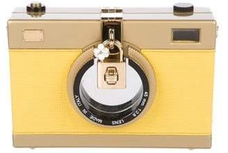 Dolce & Gabbana Camera Case Clutch