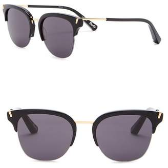 Elizabeth and James Burke 52mm Clubmaster Sunglasses
