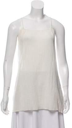 Anna Sui Sleeveless Strapless Top