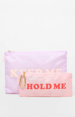 ban.do Hold Me Keep Me Duo Carryall Pouch