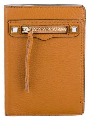 Rebecca Minkoff Leather Passport Wallet