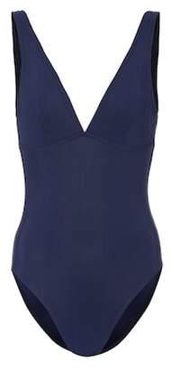 Karla Colletto V-neck swimsuit