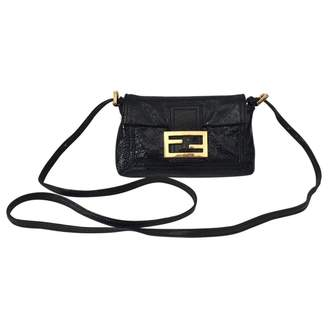 Fendi 100% Authentic Black Pate...