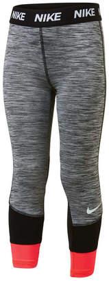 Nike Girls Dri Fit Split Legging