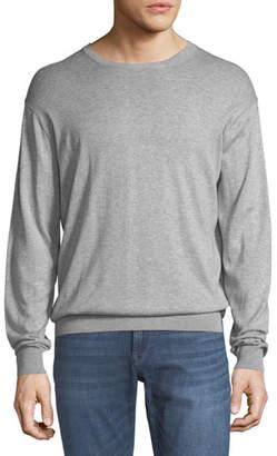 Peter Millar Crown Silk-Blend Sweater