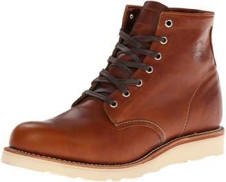Chippewa Original Collection Men's 1901M17 6 Inch Plain Toe Boot