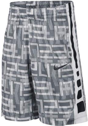 Nike Dri-fit Elite Basketball Shorts, Big Boys