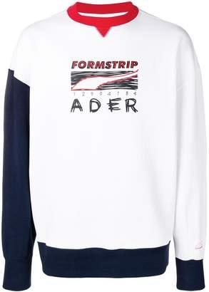 Puma x Ader Error graphic sweatshirt