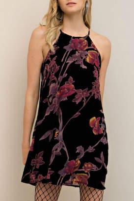 Entro Bold Floral dress