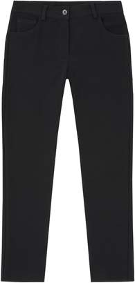 Dolce & Gabbana Crepe Trousers (8 Years - 12 Years)