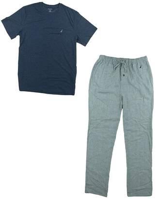 Nautica Men's Pajama Set Maritm