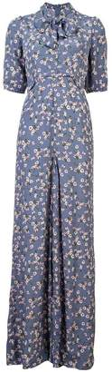 By Ti Mo By Timo Printed Daffodils jumpsuit