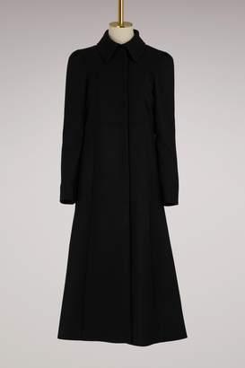 RED Valentino Long Woolen Coat