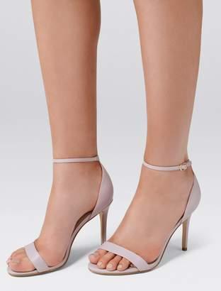 Forever New Aria Heeled Sandal - Black. - 35