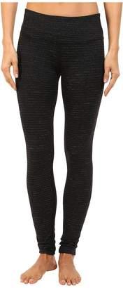 Hard Tail Flat Waist Ankle Leggings Women's Casual Pants