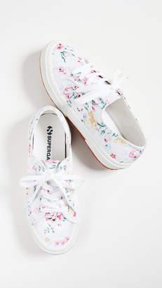Superga (スペルガ) - Superga 2750 Floral Print Sneakers