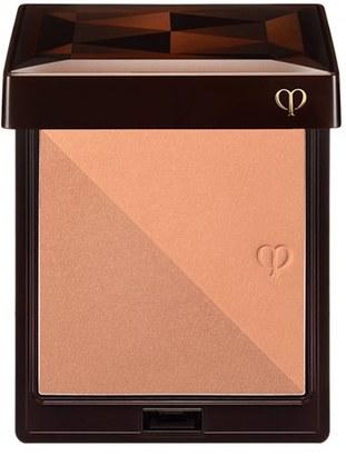 Cle De Peau Beaute Bronzing Powder Duo - 1 $95 thestylecure.com
