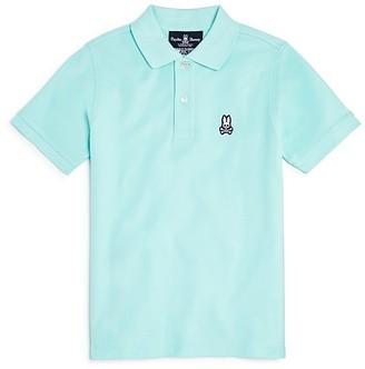 Psycho Bunny Boys' Classic Polo Shirt - Little Kid, Big Kid $50 thestylecure.com