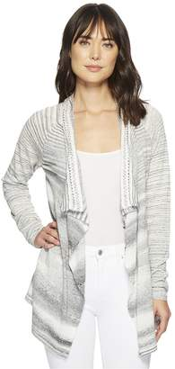 Nic+Zoe Time Change Cardy Women's Sweater