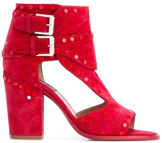 Laurence Dacade Deric cut-off boots $740 thestylecure.com