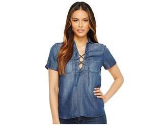 Mavi Jeans Lilly Shirt Women's Clothing