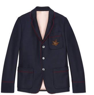 Cashmere pajama jacket $2,350 thestylecure.com