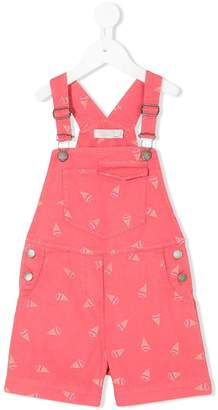 Stella McCartney Charity short dungarees