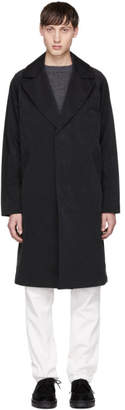 Saturdays NYC Black Clyde Trench Coat