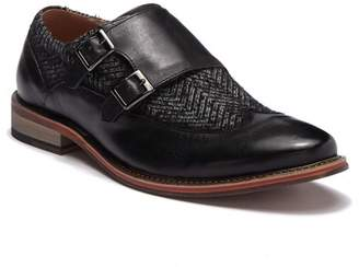 Vintage Foundry The Avalite Monk Strap Leather Derby