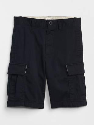 Gap Uniform Cargo Shorts in Stretch