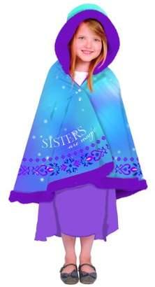 Disney's Frozen 'Winter Waltz' Girls Snuggle Wrap with Hood