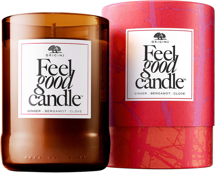 Feel Good Candle Ginger, Bergamot and Clove
