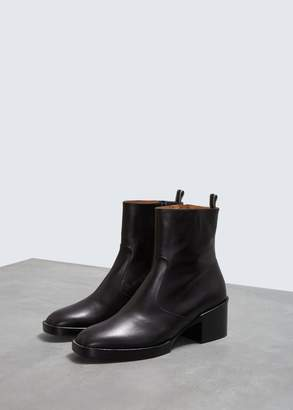 Robert Clergerie Nappa Leather Caleb Boot